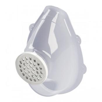 Máscara de proteção facial reutilizável