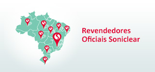 Revendedores Oficiais Soniclear